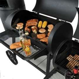 SMOKER Aussengrill